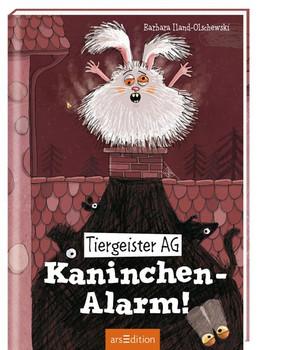 Tiergeister AG - Kaninchen-Alarm! - Barbara Iland-Olschewski  [Gebundene Ausgabe]