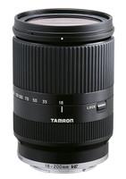 Tamron 18-200 mm F3.5-6.3 Di VC III 62 mm Objetivo (Montura Canon EF-M) negro