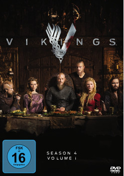 Vikings: Season 4 - Volume 1 [3 DVDs]