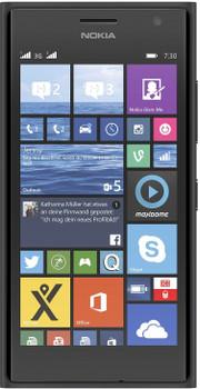 Nokia Lumia 730 Dual SIM 8GB grigio scuro