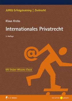 Internationales Privatrecht - Klaus Krebs  [Taschenbuch]
