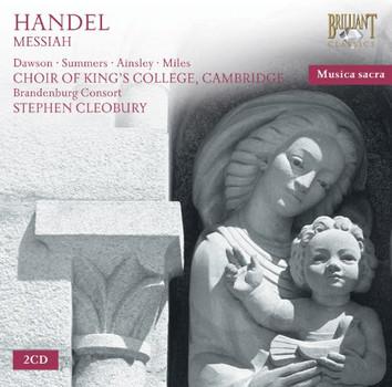 Cambridge King'S College Choir - Musica Sacra: Händel - Messiah