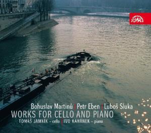 Tomas Jamnik - Werke für Cello und Klavier