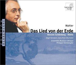 Herreweghe - Mahler:das Lied Von der Erde