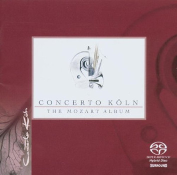 Concerto Köln (Cok) - The Mozart Album