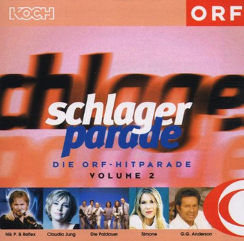 Various - Orf Schlagerparade Folge 2