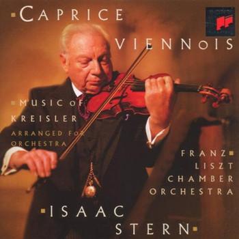 Isaac Stern - Werke für Violine und Orchester
