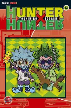 Hunter X Hunter 13: BD 13 - Yoshihiro Togashi