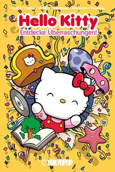 Hello Kitty 01. Entdecke Überraschungen! - Neislotova  [Taschenbuch]
