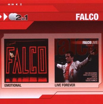 Falco - Emotional/Live Forever (2in1)