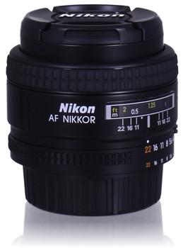 Nikon AF NIKKOR 24 mm F2.8 D 52 mm Objectif (adapté à Nikon F) noir
