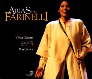 Genaux - Arias for Farinelli