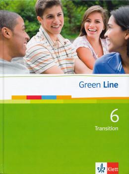 Green Line 6: Transition für Klasse 10 an Gymnasien für Baden-Württemberg - Marion Horner [Gebundene Ausgabe, 6. Auflage 2013]