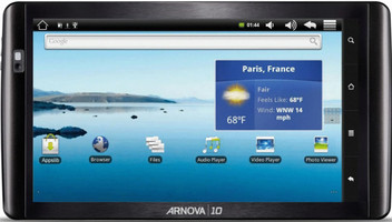 """Archos Arnova 10b 10"""" 8GB [WiFi] nero"""