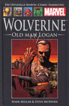 Die offizielle Marvel-Comic-Sammlung 56: Wolverine - Old Man Logan - Mark Millar [Gebundene Ausgabe]