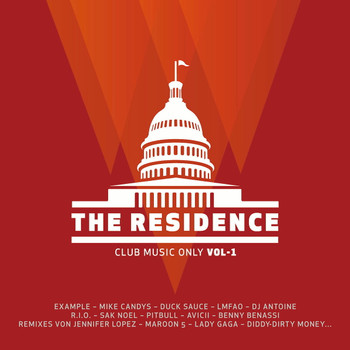 Various - The Residence - Club Music Only Vol. 1