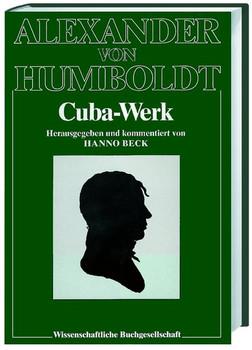 Studienausgabe / Cuba-Werk - Alexander von Humboldt  [Gebundene Ausgabe]