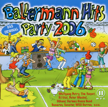 Various - Ballermann Hits Party 2006