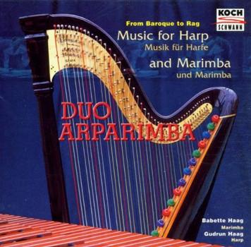 Babette & Gudrun Haag - Musik für Harfe und Marimba