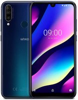 Wiko View 3 Dual SIM 64GB azul