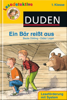 Ein Bär reißt aus (1. Klasse) - Didier Laget  [Gebundene Ausgabe]