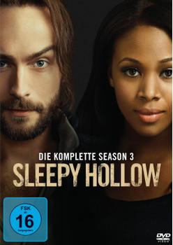 Sleepy Hollow - Die komplette Season 3 [5 Discs]