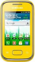 Samsung S5300 Galaxy Pocket 3GB amarillo