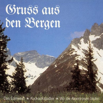 Various - Gruss aus Den Bergen