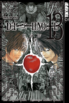 Death Note 13 - How to read - Takeshi Obata