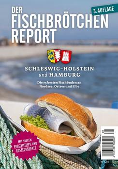 Der Fischbrötchen Report 2018. Für Schleswig-Holstein und Hamburg - Tilman Schuppius  [Taschenbuch]
