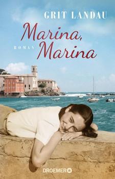 Marina, Marina. Roman - Grit Landau  [Taschenbuch]