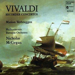 Verbruggen - Vivaldi: Flötenkonzert Recorder Conc