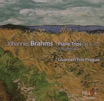 Guarneri Trio Prag - Piano Trios Op.8,101