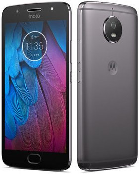 Motorola Moto G5s Dual SIM 32 Go gris