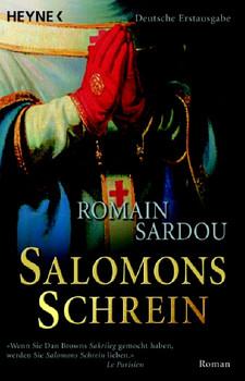 Salomons Schrein - Romain Sardou