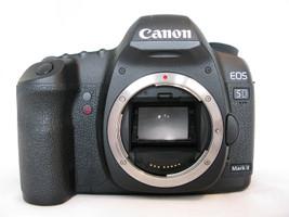 Canon EOS 5D Mark II body zwart