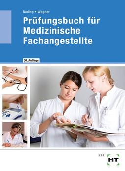 Prüfungsbuch für Medizinische Fachangestellte - Helmut Nuding  [Taschenbuch]