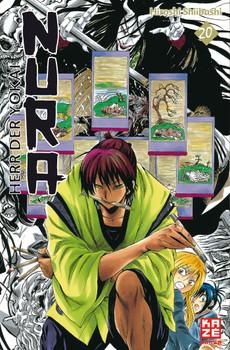 Nura - Herr der Yokai 20 - Shiibashi, Hiroshi