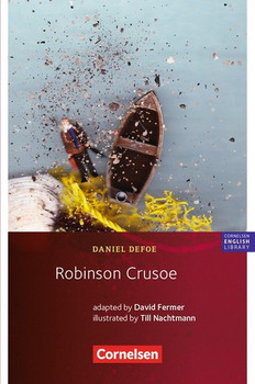 Cornelsen English Library - Fiction / 9. Schuljahr, Stufe 2 - Robinson Crusoe. Textheft - David Fermer  [Taschenbuch]