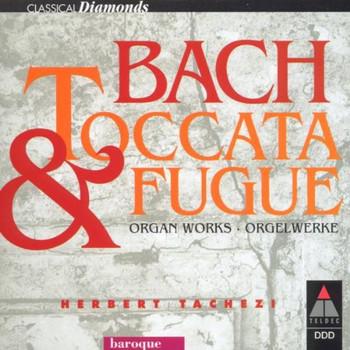 Herbert Tachezi - Toccata und Fuge
