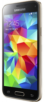 Samsung G800H Galaxy S5 mini DuoS 16 Go copper gold