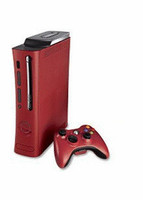 Micrososoft Xbox 360 Elite 120Go Rouge [Edition Limitée]