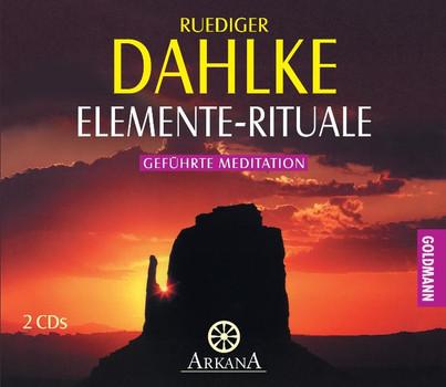 Elemente - Rituale: Geführte Meditation - 2 CDs - Ruediger Dahlke