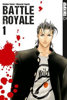 Battle Royale Sammelband 01 - Koushun Takami  [Taschenbuch]