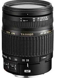 Tamron AF 28-300 mm F3.5-6.3 AD ASL Di IF LD VC XR Macro 67 mm filter (geschikt voor Canon EF) zwart