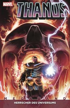 Thanos Megaband. Bd. 2 - Donny Cates  [Taschenbuch]