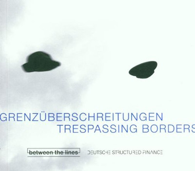 Various Between the Lines Artists - Trespassing Borders