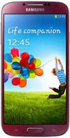 Samsung I9505 Galaxy S4 16 Go rouge aurore