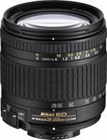 Nikon AF NIKKOR 28-200 mm F3.5-5.6 ED G IF 72 mm Objetivo (Montura Nikon F) negro