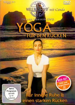 Yoga für den Rücken [DVD + Begleitheft]